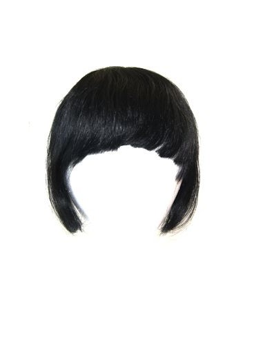 extension clip la frange en cheveux naturels cliper. Black Bedroom Furniture Sets. Home Design Ideas