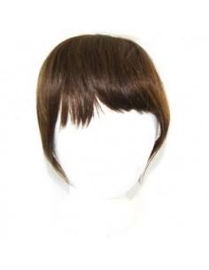 Frange à Clipser Cheveux Naturels