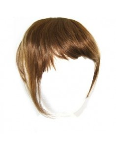 Clip in Fringe Echthaarteil Pony