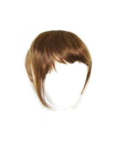 frange clip extension de cheveux noisette extension clip extens hair. Black Bedroom Furniture Sets. Home Design Ideas