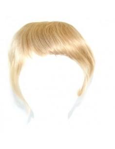Frange à Clips Cheveux Naturels
