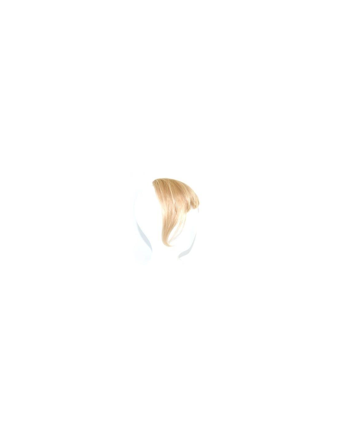 frange clip extension de cheveux blond clip in remy extens hair. Black Bedroom Furniture Sets. Home Design Ideas