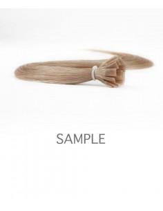 Extension Keratine | meches cheveux naturels | Echantillons (2-3 meches)