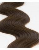 Acheter des extensions de cheveu à clip brun foncés