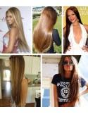 Extension de cheveux de stars 70 cm