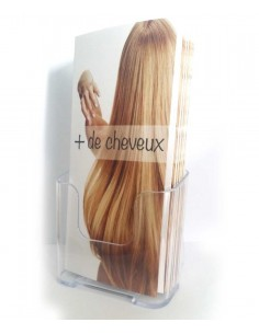 Dépliants Extensions de Cheveux pour salon de coiffure