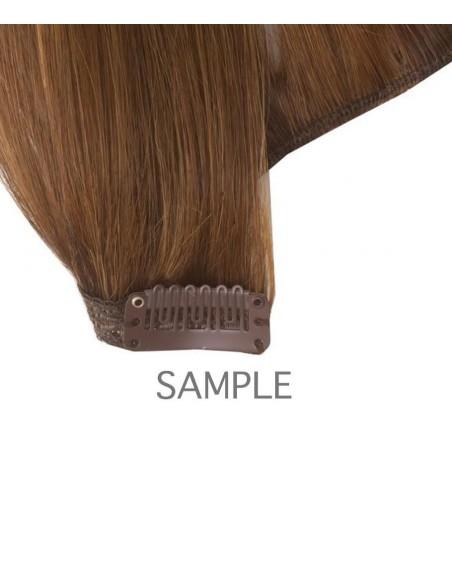 À Tester - Mèche d'Extension à Clip en cheveux naturels 100% Remy Hair