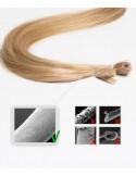 Extensions à Chaud blond foncé