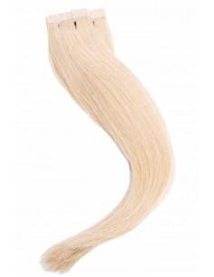 Tape Haarverlängerung blond