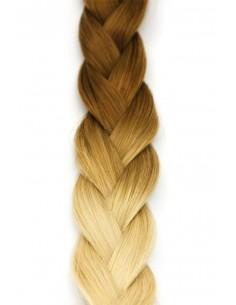 10 extensions tape hair blond miel ombr hair sur cheveux. Black Bedroom Furniture Sets. Home Design Ideas