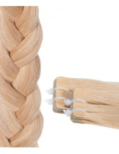 20 Tape-Extensions in Karamel Blond 1622
