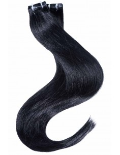 Mèche Naturelle extensions tape 50 cm