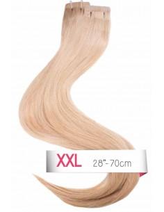 extensions adhésives blond miel 70 cm