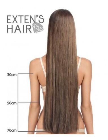 Extension cheveux keratine 70 cm