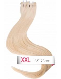 Haarverlängerungen tape hair 70 cm