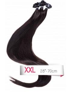 Keratin Haarverlängerungen 70 cm