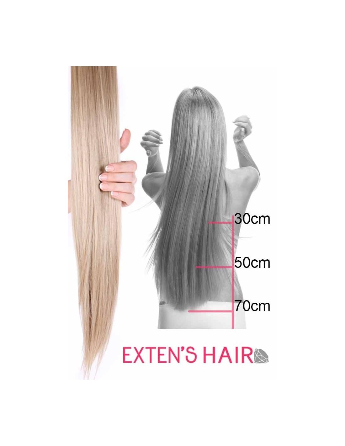 cheveux naturels remy pro extension chaud xxxl extens hair. Black Bedroom Furniture Sets. Home Design Ideas