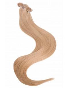 Keratin Strähnen professionelle Haarverlängerung