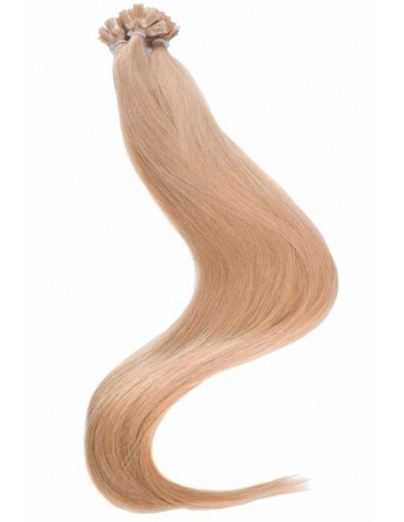 Keratin Strähnen Haarverlängerung Bonding