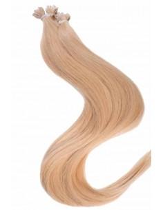 Hair Tip Haarsträhnen Karamellblond