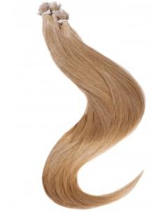 Hair Tip Haarsträhnen Haselnussbraun