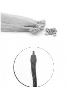 Proben Hair Tip Haarverlängerung, 2 Strähnen und microring