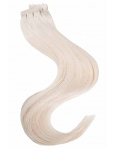 extensions cheveux blond platine