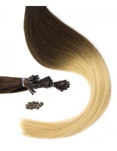 Ombré Haarverlängerung Microring