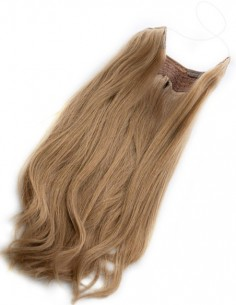 Flip Hair Extensions Noisette