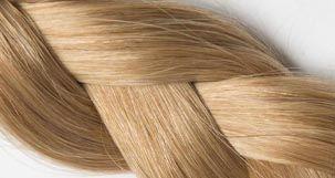 Palette couleur cheveux miel