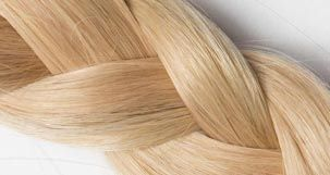 extension de cheveux blond 16