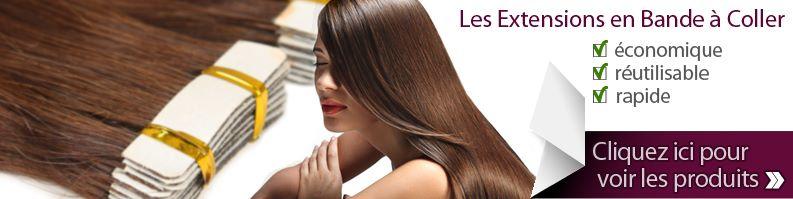 extension bande coller cheveu naturel exten 39 s hair. Black Bedroom Furniture Sets. Home Design Ideas