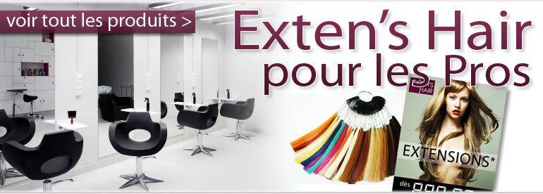 extension cheveux professionels