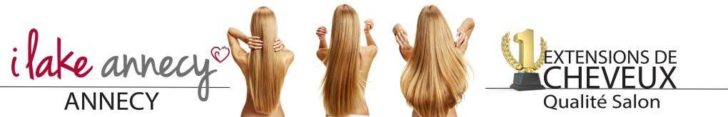 Extensions de cheveux Annecy