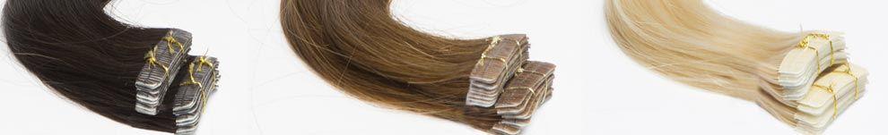 Extension de cheveux Bandes Adhésives