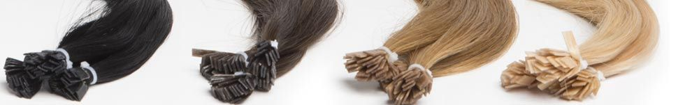 Extension de cheveux à Chaud