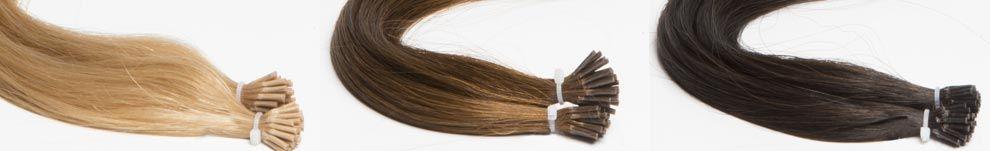 Extension de cheveux à froid