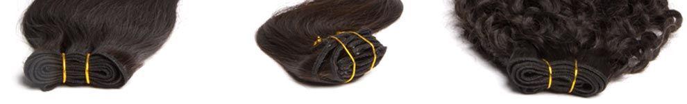 Mèches Brésiliennes extension de cheveux