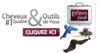 kits extension de cheveux extens hair