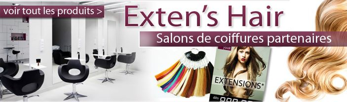salon coiffure extension cheveux