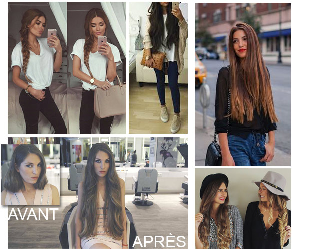 extensions cheveux XXL