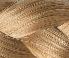 extension cheveux � froid blond miel